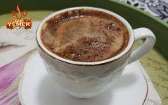 3 Kişilik Sütlü Kahve Tarifi
