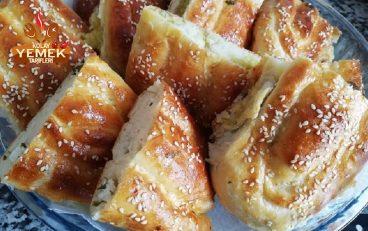 El Açması Yumuşacık Patatesli Börek Tarifi
