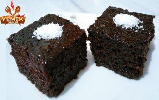 Islak Kek ( Browni ) Tarifi