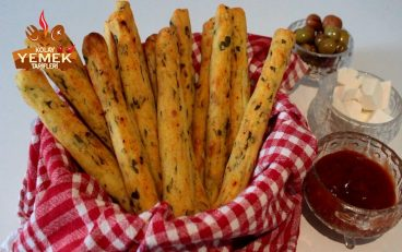 Kahvaltılık Patates Kroket