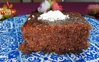 Kakaolu Revani Tatlısı Tarifi