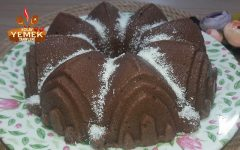 Kakaolu Sütlü İrmik Tatlısı Tarifi