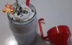 Çikolatalı Milkşek Tarifi